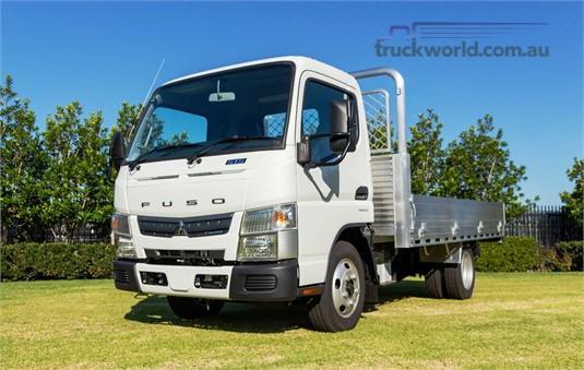 2019 Fuso Canter 515 City Cab - Trucks for Sale