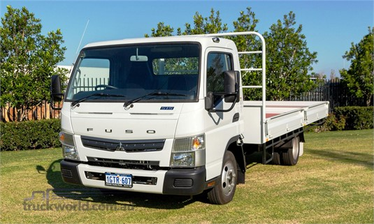 2019 Fuso Canter 515 Wide Trucks for Sale