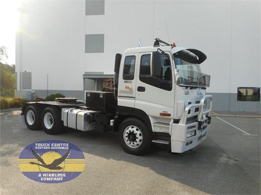 2014 Isuzu Giga CXZ Truck Centre WA - Trucks for Sale