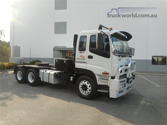 2014 Isuzu Giga CXZ Trucks for Sale