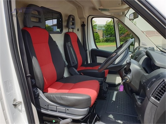 2012 Fiat Ducato - Truckworld.com.au - Light Commercial for Sale