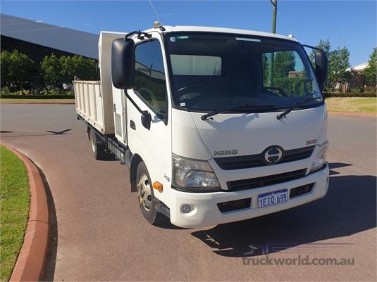2013 Hino 300 Series 716 Hybrid - Trucks for Sale