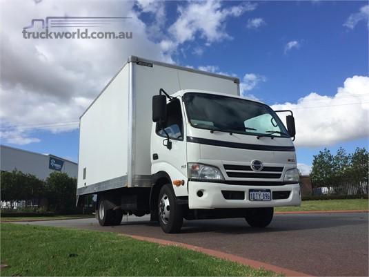 2011 Hino 300 Series 716 - Trucks for Sale