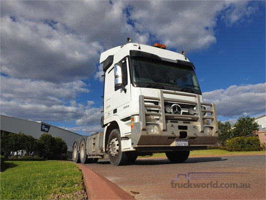 2014 Mercedes Benz Actros 2655 - Trucks for Sale