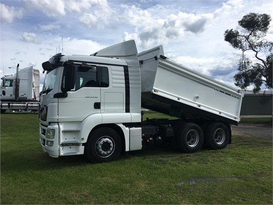 2019 MAN TGX26.480 Westar - Trucks for Sale