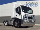 2017 Iveco Stralis ASL560 Prime Mover