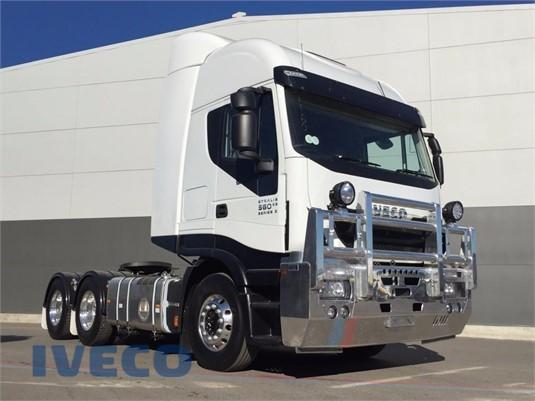 2017 Iveco Stralis ASL560 Iveco Trucks Sales - Trucks for Sale
