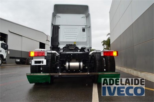 0 Iveco Stralis ASL560 Adelaide Iveco - Trucks for Sale