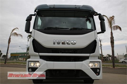 2018 Iveco Eurocargo ML160E280 Emanuele Bros Isuzu & Iveco Trucks - Trucks for Sale