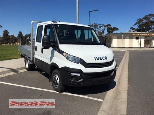 2018 Iveco Daily 50c17 Emanuele Bros Isuzu & Iveco Trucks - Light Commercial for Sale