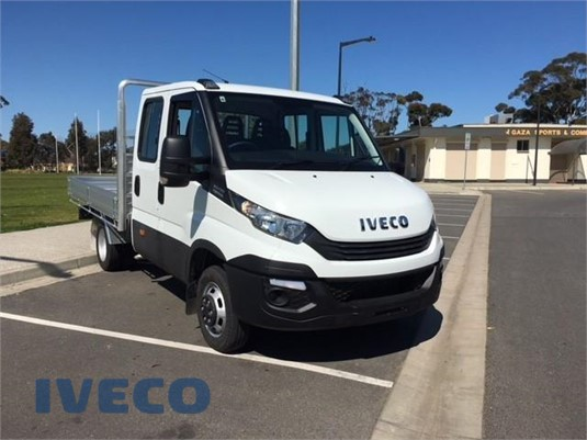 2018 Iveco Daily 50c17 Iveco Trucks Sales - Light Commercial for Sale