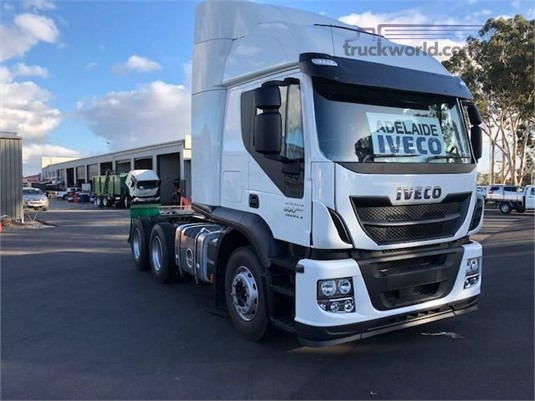 2019 Iveco Stralis AT500 Trucks for Sale