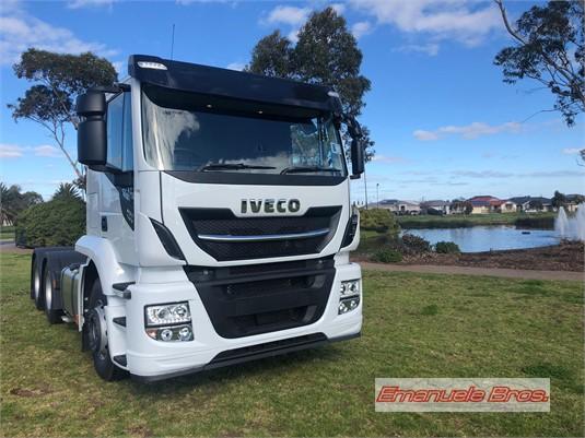 2019 Iveco Stralis 460 Emanuele Bros Isuzu & Iveco Trucks - Trucks for Sale