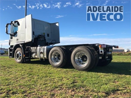 2019 Iveco Stralis AT500 Adelaide Iveco - Trucks for Sale
