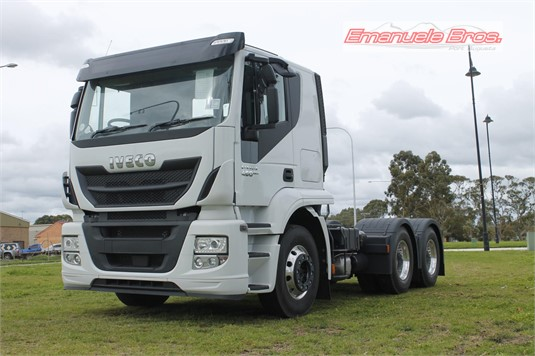 2019 Iveco Stralis ATi460 Emanuele Bros Isuzu & Iveco Trucks  - Trucks for Sale
