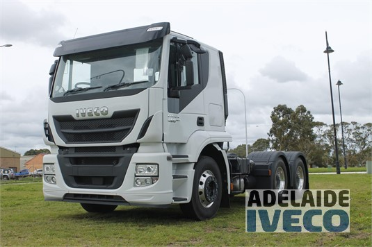 2019 Iveco Stralis ATi460 Adelaide Iveco - Trucks for Sale