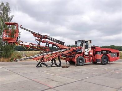 SANDVIK Horizontal Drills For Sale - 27 Listings | MarketBook co za