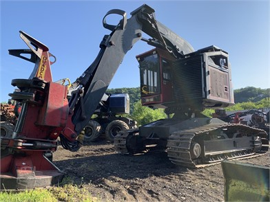 Feller Bunchers Forestry Equipment For Sale By Michael Sharp