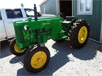 John Deere and IH Farm Collectibles Auction for Joe Carlton