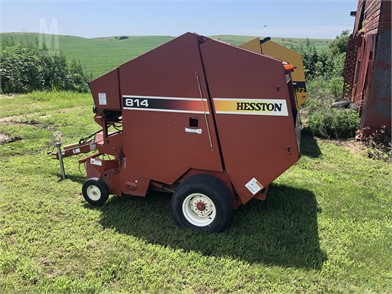 HESSTON Round Balers For Sale - 140 Listings | MarketBook ca - Page