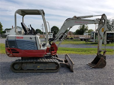 TAKEUCHI TB228 For Sale - 24 Listings | MachineryTrader com