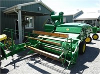 John Deere and IH Farm Collectibles Auction for Joe Carlton