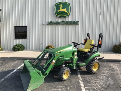 JOHN DEERE 1025R For Sale - 425 Listings | TractorHouse com - Page 1