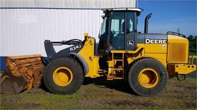 DEERE 624J For Sale - 38 Listings   MachineryTrader com