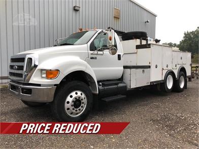 Service Trucks / Utility Trucks / Mechanic Trucks For Sale