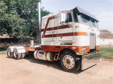 Cabover Trucks For Sale >> Peterbilt Cabover Trucks W Sleeper For Sale 23 Listings