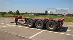 Zorzi Porta Container Estensibile  used