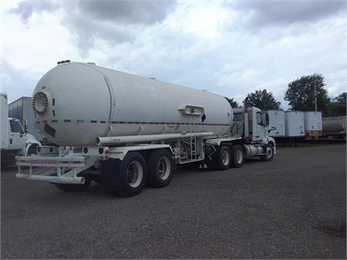 Industrial Gas Tank Trailers Auction Results - 17 Listings