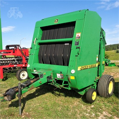 Round Balers For Sale In Wyoming - 28 Listings