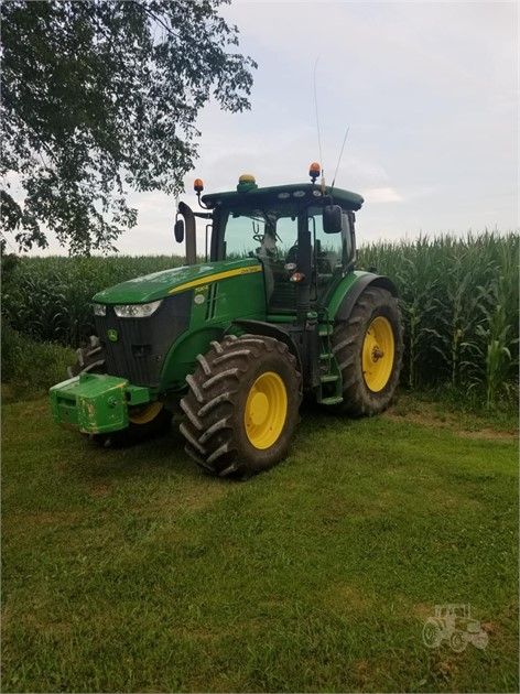 Canadian Cab Guelph >> 2012 John Deere 7230r For Sale In Guelph Ontario Canada