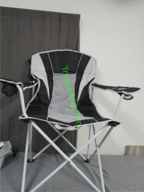 Sensational Ozark Trail Oversized Mesh Chair Tristatebid Com Theyellowbook Wood Chair Design Ideas Theyellowbookinfo