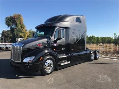 PETERBILT 579 Conventional Trucks W/ Sleeper For Sale In