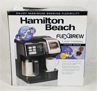 Hamilton Beach Flexbrew 2-way Thermal Coffee Maker