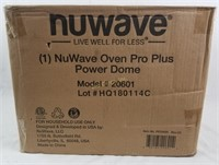 Nuwave Oven Pro Plus Power Dome 20601 New