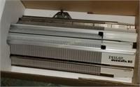 Passap Duomatic Dm 80 Knitting Machine New