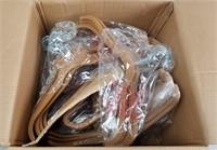Box Of New Huggable Hangers