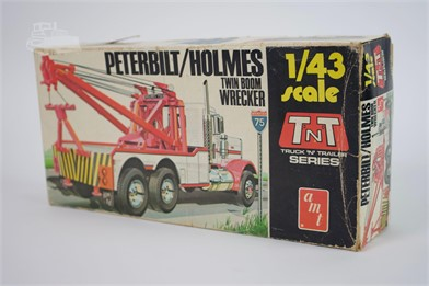 Amt Peterbilt Holmes 1 43 Scale Wrecker Model Other Items