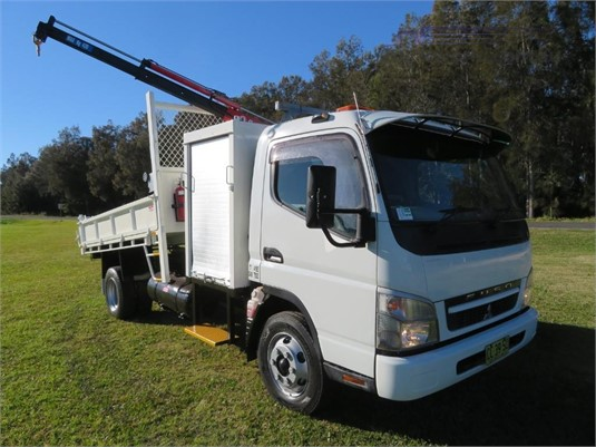 2009 Fuso Canter FE85 - Trucks for Sale