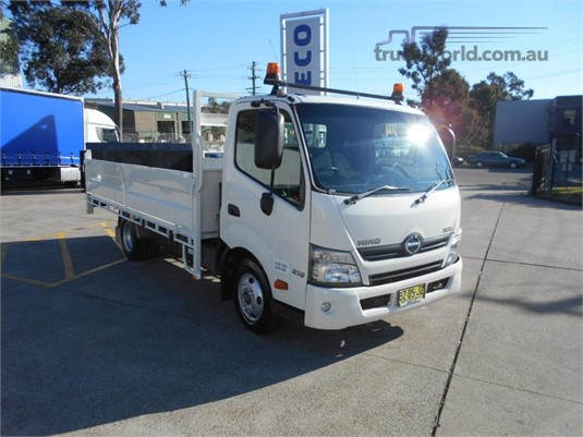 2014 Hino 300 Series 616 Trucks for Sale