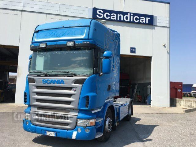 Scania R480 Uzywany 2006