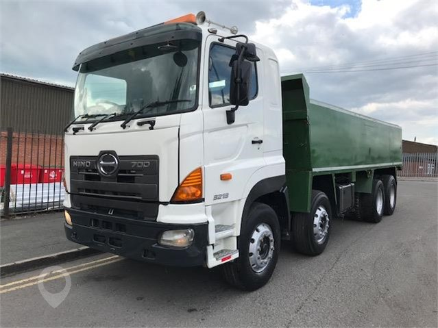 2005 HINO 700 3241 For Sale In Stoke-On-Trent, England United Kingdom