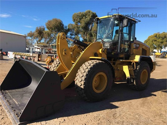 2012 Caterpillar 930K - Heavy Machinery for Sale