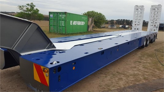 2014 Modern Transport Engineers (MTE) Low Loader Trailer - Trailers for Sale