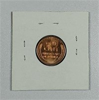 1940-D  Lincoln Cent  MS-65 Red