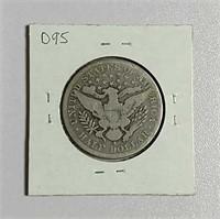1894-S  Barber Half Dollar  G