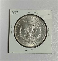 1898  Morgan Dollar  BU+